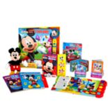 Disney Mickey Mouse Clubhouse Deluxe Read & Play Gift Set