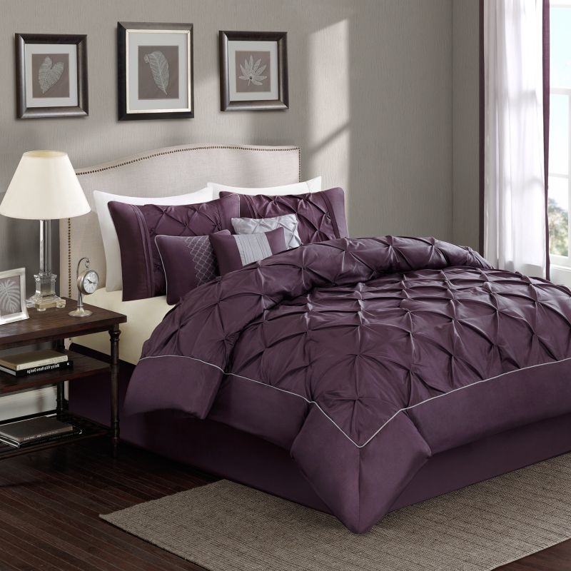 Purple Size King Comforter | Kohl's