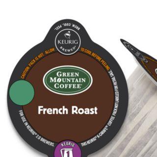 Keurig® K-Carafe? Pod Green Mountain Coffee French Roast Dark Roast Coffee - 8-pk.