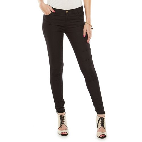 Juicy Couture Knit Skinny Jeans - Women's