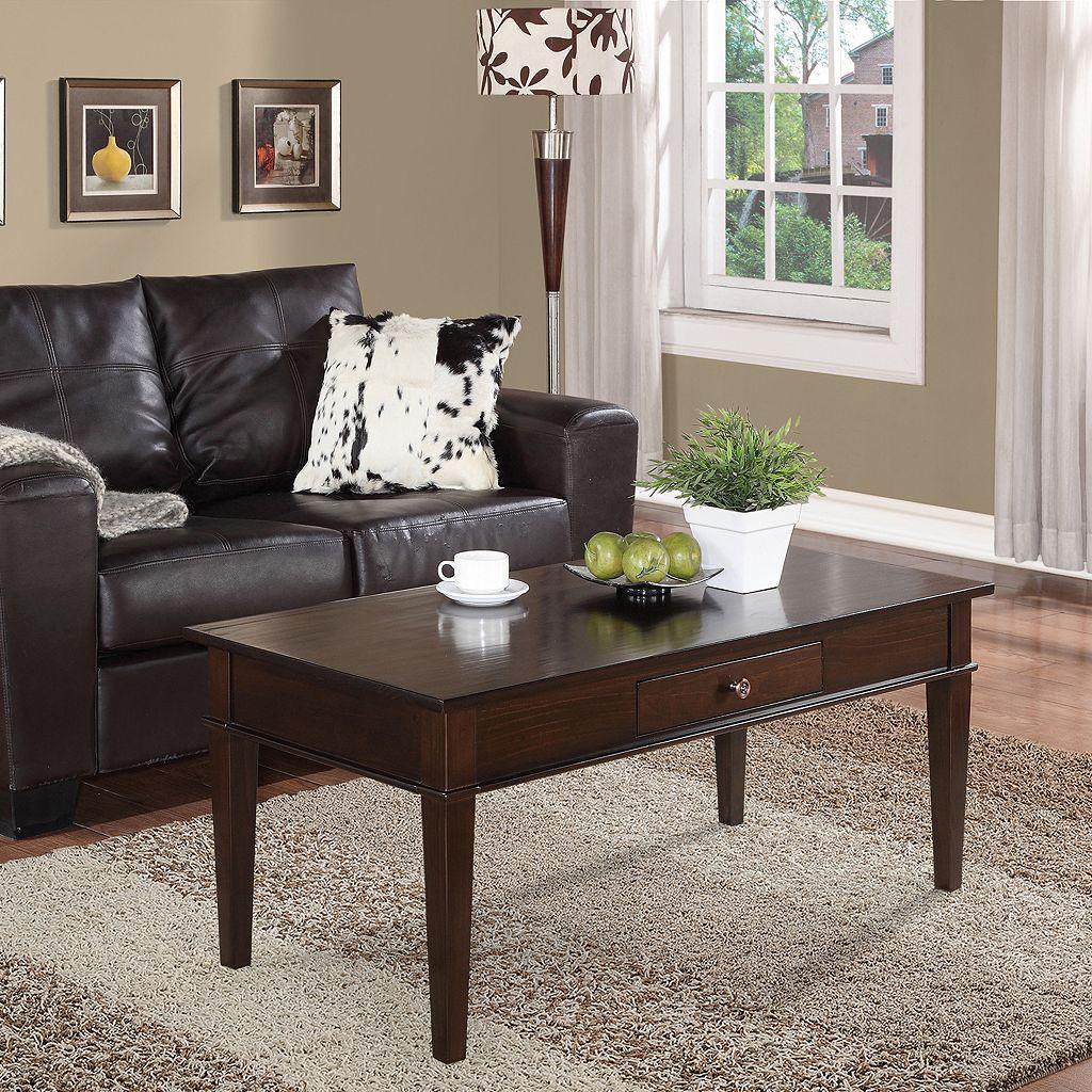 Simpli Home Carlton Coffee Table