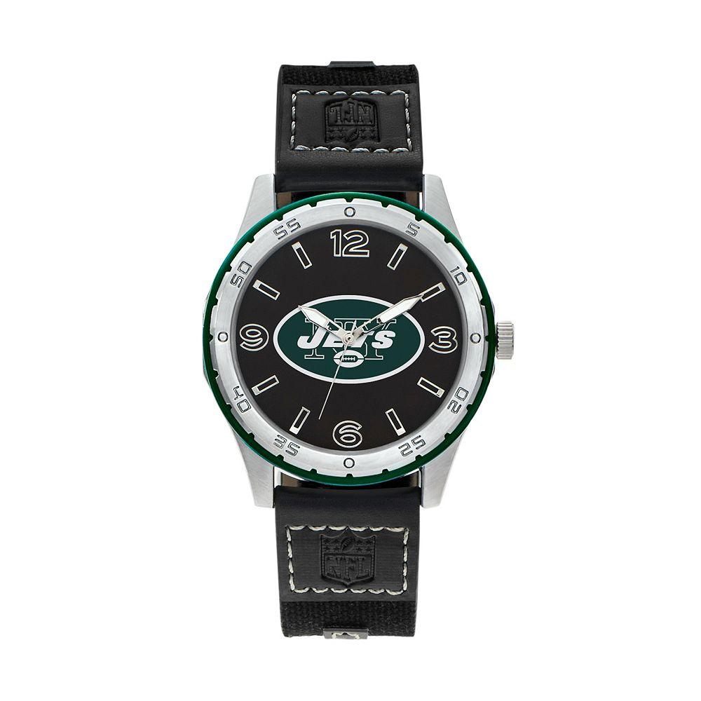 Sparo Men's Player New York Jets Watch