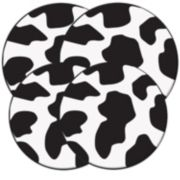 Range Kleen Til' the Cows Come Home 4-pc. Stove Burner Cover Set
