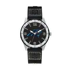 Sparo Men's Player Carolina Panthers Watch