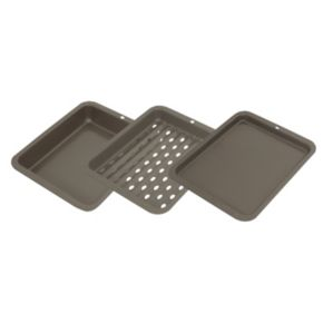 Range Kleen Petite 3-pc. Nonstick Bakeware Set