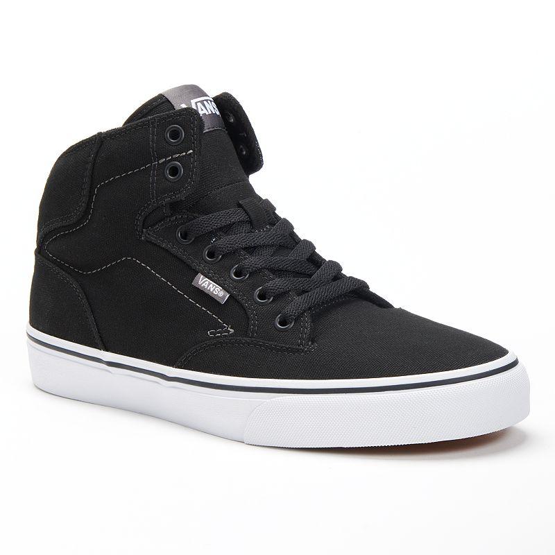 Vans Winston Mens Mid Top Skate Shoes