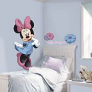 Disney Mickey & Friends Minnie Mouse Peel & Stick Wall Decals