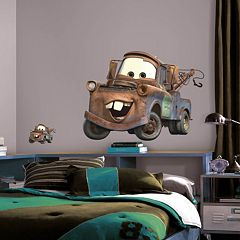 Disney / Pixar Cars Mater Peel & Stick Wall Decals