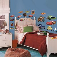 Disney / Pixar Cars Piston Cup Champs Peel & Stick Wall Decals