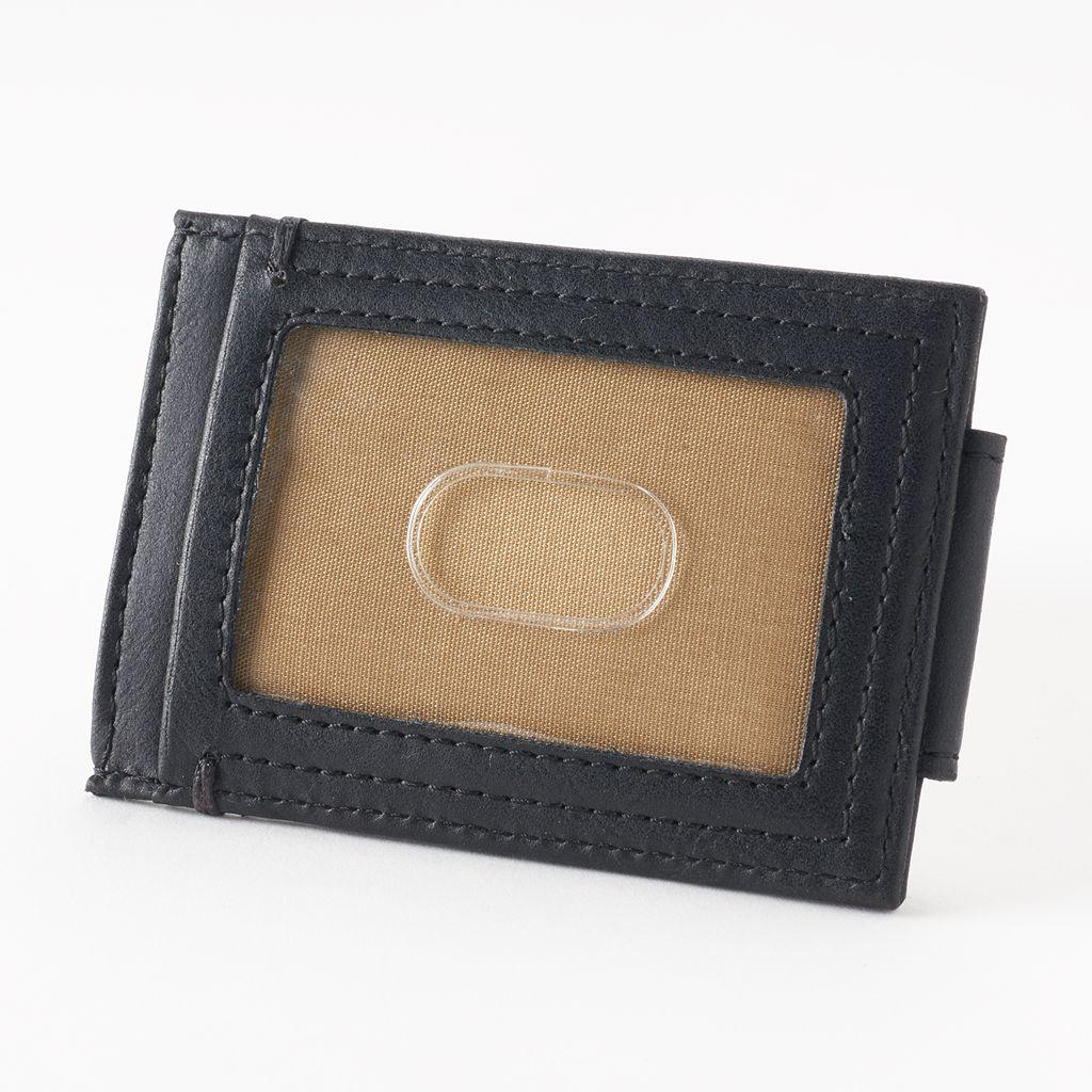 Dockers® Leather Magnetic Front-Pocket Wallet - Men