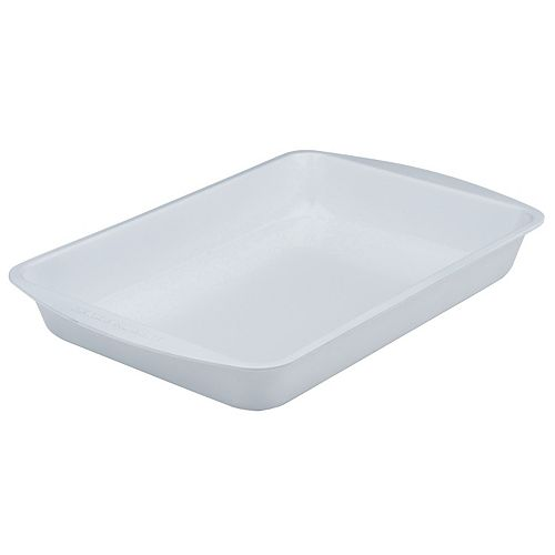 Cerama Bake 13-in. Nonstick Roaster Pan