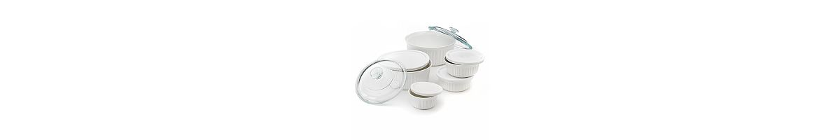 Deals on CorningWare 11-pc. French White Serveware Set
