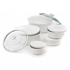 CorningWare 11-pc. French White Serveware Set
