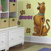 Scooby-Doo Peel & Stick Wall Decals