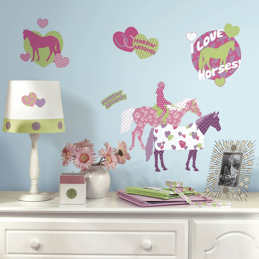 Horse Peel & Stick Wall Decals