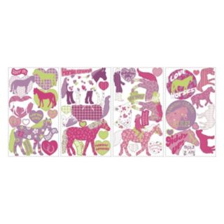 Horse Peel and Stick Wall Decals