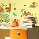 Scooby-Doo Peel & Stick Wall Decals