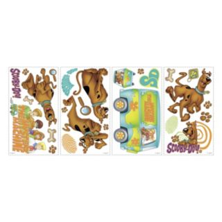 Scooby-Doo Peel and Stick Wall Decals