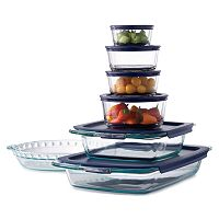 Pyrex 13 pc Bake & Store Set