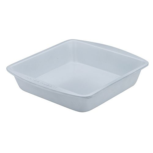 Cerama Bake 8-in. Nonstick Square Baking Dish