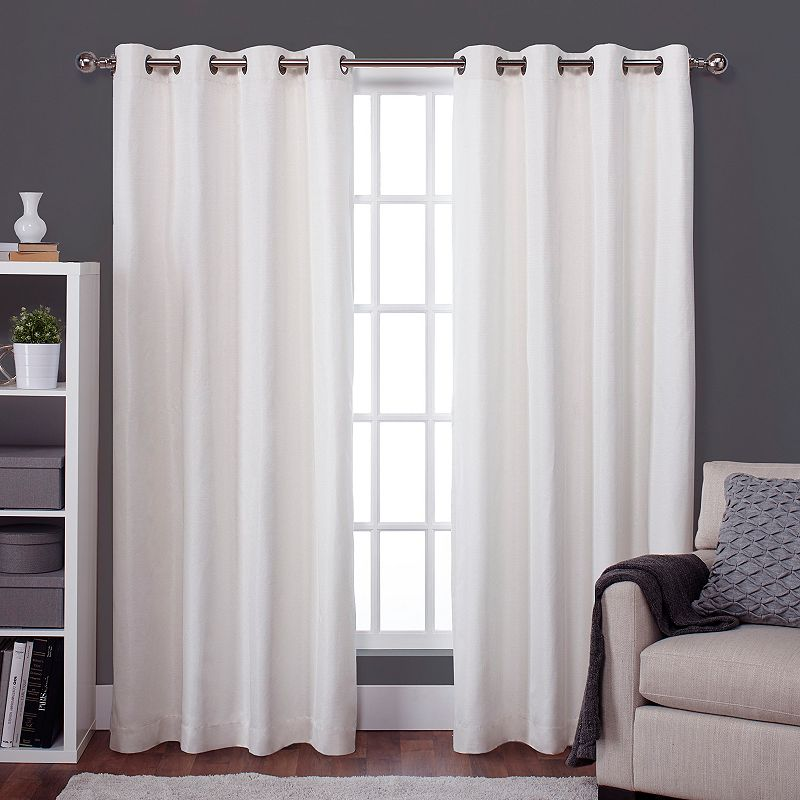 Exclusive Home Thermal Room Darkening Curtain Pair - 54'' x 84''