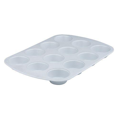 Cerama Bake 12-Cup Nonstick Muffin Pan