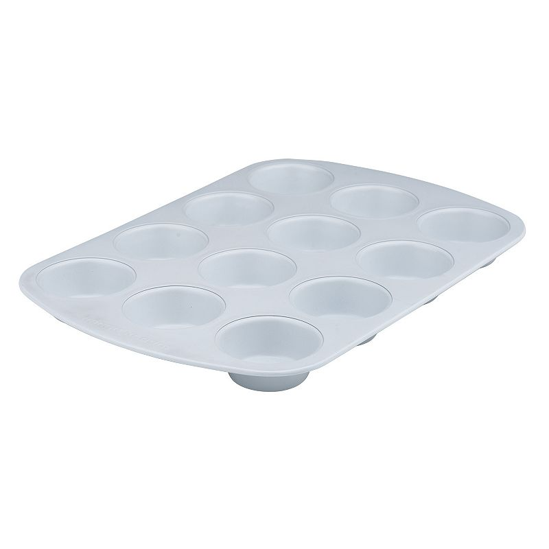 Cerama Bake 12-Cup Nonstick Muffin Pan