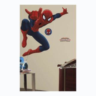 Marvel Ultimate Spider-Man Peel and Stick Wall Decal