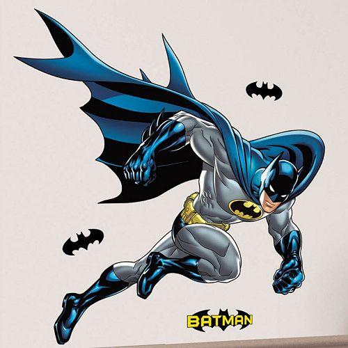 Batman Peel & Stick Wall Decal