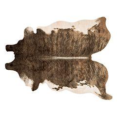 Loloi Grand Canyon Printed Animal Faux Pelt Rug - 6'2'' x 8'