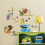 Disney The Lion King Peel & Stick Wall Decals