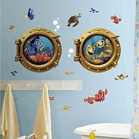 Disney Finding Nemo Peel & Stick Wall Decals