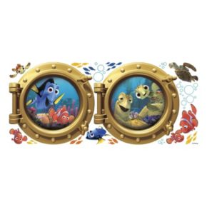Disney Finding Nemo Peel and Stick Wall Decals