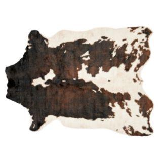 Loloi Grand Canyon Printed Animal Pelt Rug - 6'2'' x 8'