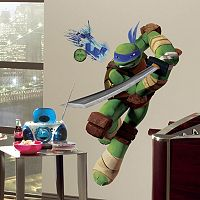 Teenage Mutant Ninja Turtles Leonardo Peel & Stick Wall Decal