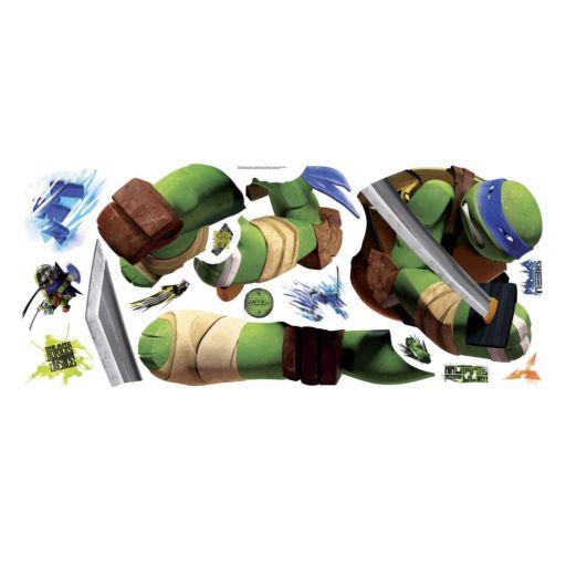 Teenage Mutant Ninja Turtles Leonardo Peel and Stick Wall Decal