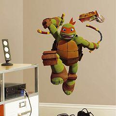 Teenage Mutant Ninja Turtles Michelangelo Peel & Stick Wall Decal
