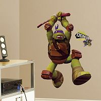 Teenage Mutant Ninja Turtles Donatello Peel & Stick Wall Decals