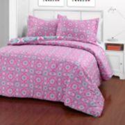 iTEEN Anna Reversible Comforter Set