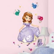 Disney Sofia the First Giant Peel & Stick Wall Decals