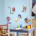 Bubble Guppies Peel & Stick Wall Decals
