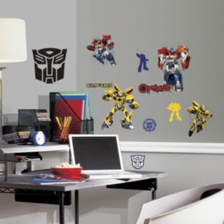 Transformers Peel and Stick Wall Decals