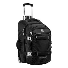 Granite Gear Cross-Trek 2-in-1 17 in Laptop Wheeled Backpack & Carry-On