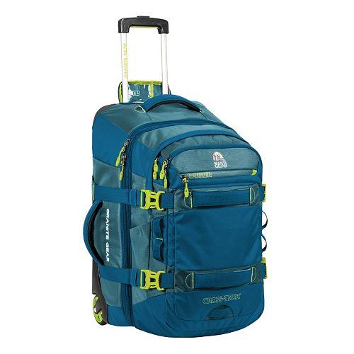 Granite Gear Cross-Trek 2-in-1 17-in. Laptop Wheeled Backpack & Carry-On