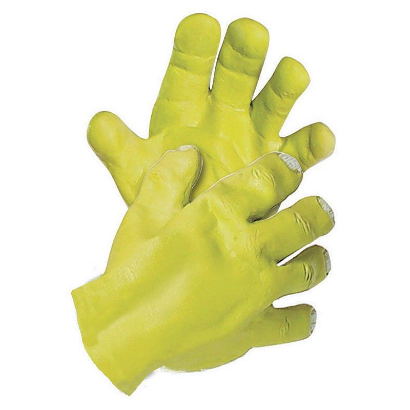 Shrek Hands - Adult
