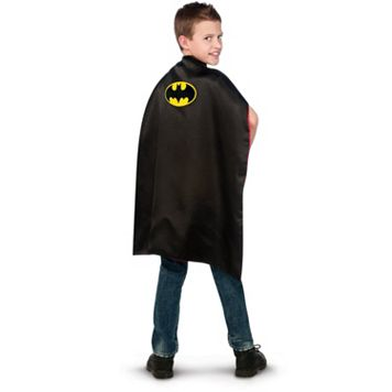 DC Comics Batman / Superman Reversible Cape Costume - Kids