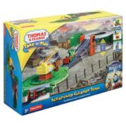 Thomas & Friends Take-N-Play Scrapyard Clean-Up Team by Fisher-Price