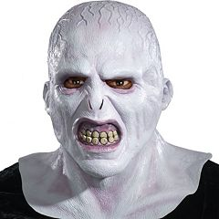 Harry Potter Voldemort Deluxe Mask Adult by