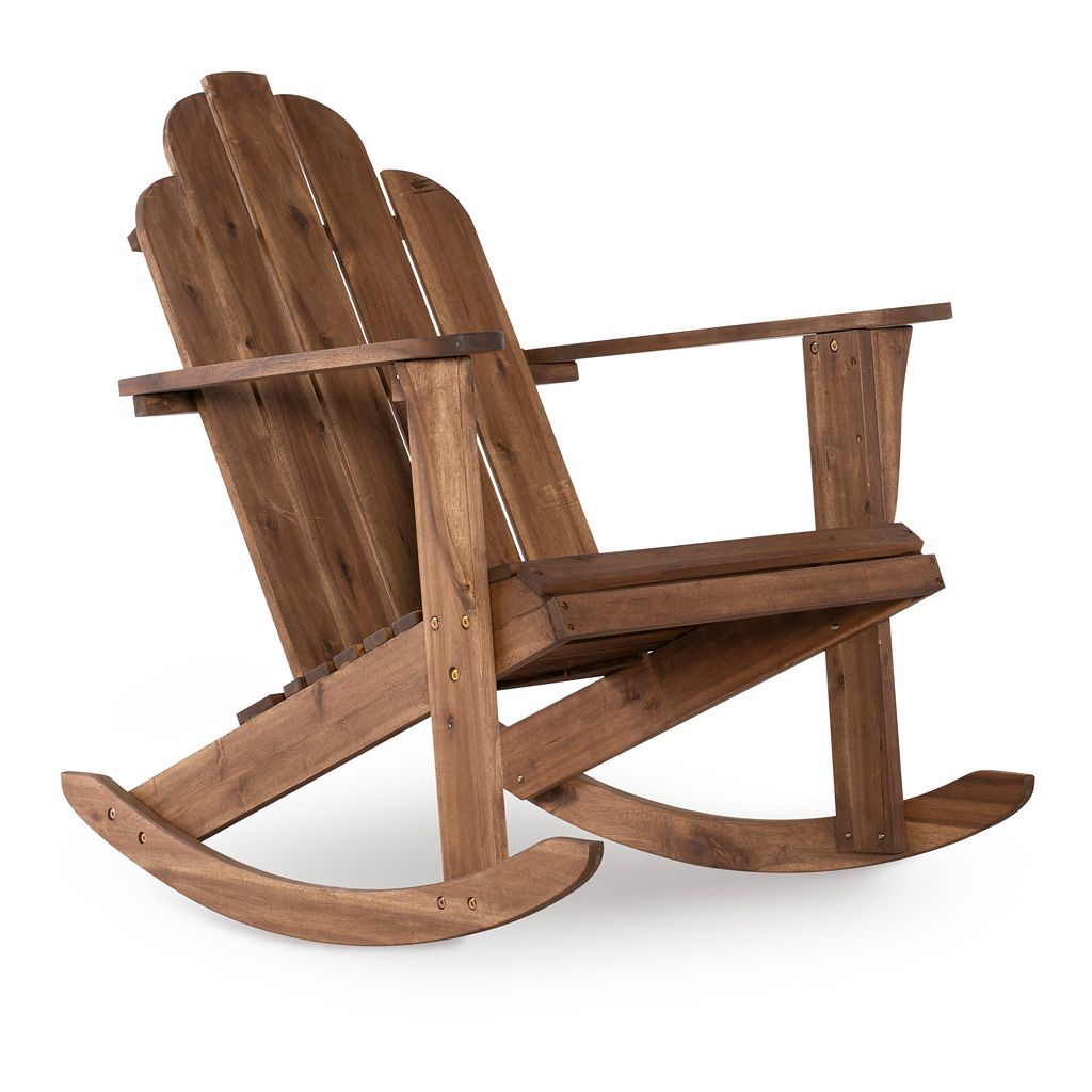 Linon Woodstock Rocking Chair