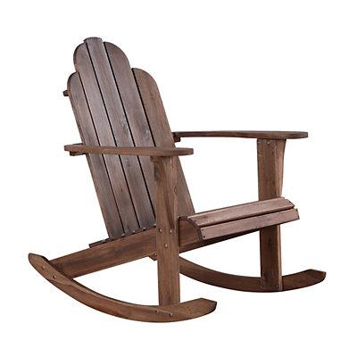 Linon Adirondack Rocking Chair